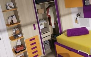 Яркая детская комната на заказ