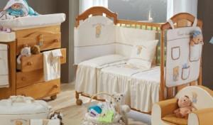 Детская кроватка без стенки