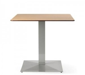 Квадратный стол для кафе